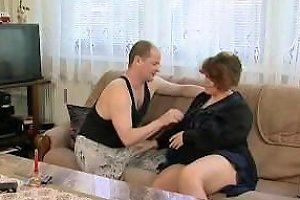 Mature Couple Having Fun On A Couch Porn Video 011
