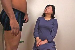 Mature Granny Gets Felt Up And Fucked Nice And Hard
