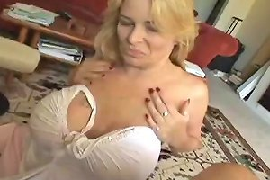An Amazing Pov Clip With A Busty Dick Loving Mommy