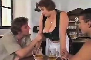 Hot Waitress Free Young Porn Video Ec Xhamster