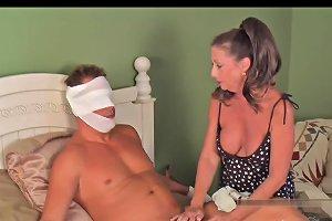 Helping Injured Step Son 2 Free Mature Porn 44 Xhamster