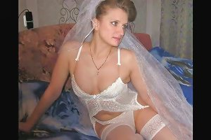 These Real Brides Are True Whores