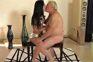 Sexy Shemale Masturbating And Cumming No Wonder That The Stuff He Fishes