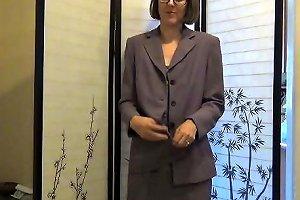 Shy Office Clerk Free Mature Porn Video F4 Xhamster