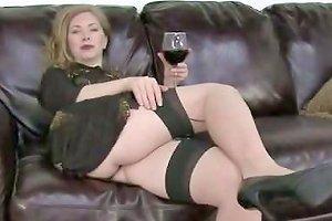 Mistresst Mum Strips And Tease