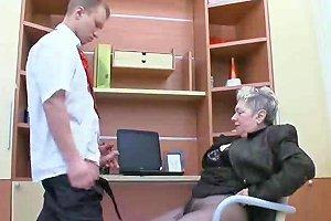 Granny Love Fuck At Work Free Mature Porn C1 Xhamster